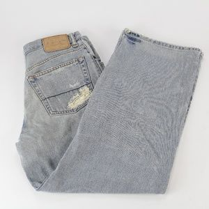 Abercrombie & Fitch Womens Jeans Size 14 NWT